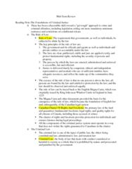 SOC209H5 Study Guide - Midterm Guide: Nimby, Mens Rea