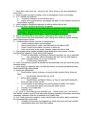 ENG235H1 Lecture Notes - Lecture 7: Soltyrei, Daniel Clowes, David Boring