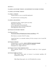 ECON 0110 Lecture Notes - Lecture 2: The General Theory Of Employment, Interest And Money, John Maynard Keynes, Keynesian Economics