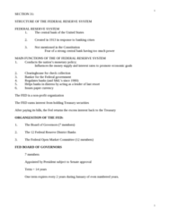 ECON 0110 Lecture Notes - Lecture 23: Savings And Loan Association, Alan Greenspan, Grant Street