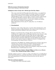 HIST 215 Lecture Notes - Lecture 9: Zollverein