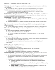 PSYC 370 Chapter Notes - Chapter 4: Clairvoyance