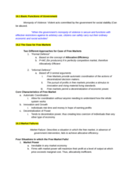ECON110 Chapter 16: Chapter 16 Notes