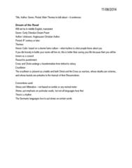 ENGL 200 Study Guide - Quiz Guide: Litotes
