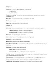 Vocab for second exam (study this for midterm)