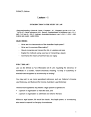 Lecture 1-2105AFE (detailed)