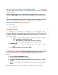 BLAW20001 - study guide chapter 10 (detailed notes)