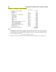 MGAC50H3 Study Guide - Midterm Guide: Net Income, Interest Expense, Financial Statement