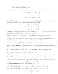 MATH136 Study Guide - Final Guide: Diagonalizable Matrix, Qr Decomposition, Coordinate Vector