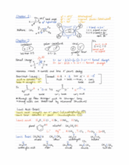CHM138H1 Final: CHM138 exam notes! All chapters and lab work