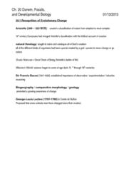 ap biology chapter 20