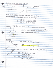 CHEM 123 Final: Math 105