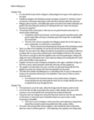 ANTB20H3 Chapter Notes - Chapter 1-4: Ecotourism
