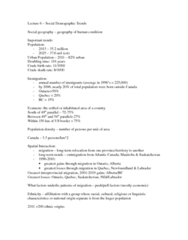 GEOG 2RC3 Final: Geog notes (after midterm).docx