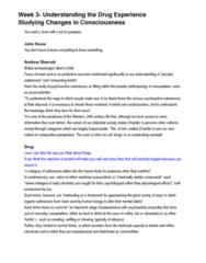 HLTH 237 Lecture Notes - Lecture 3: Reuptake, Glossolalia, Naltrexone