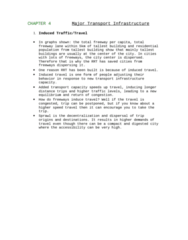 GEOG 333 Lecture 4: CHAPTER 4 Major Transport Infrastructure.docx