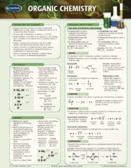 Organic Chemistry - Reference Guides