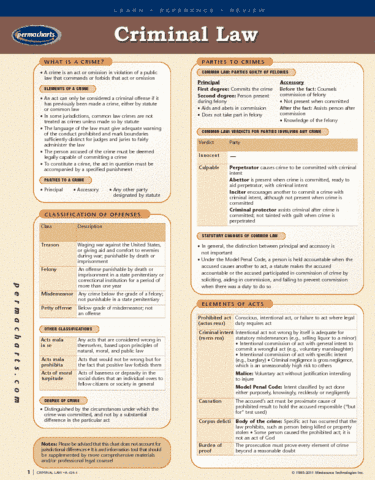 criminal-law-reference-guides