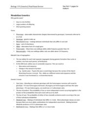 BIOL239 Study Guide - Final Guide: P53, Repressor, Prokaryotic Small Ribosomal Subunit