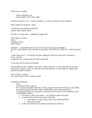 BUSI 393 Lecture Notes - Lecture 4: Loan Guarantee, Estoppel, Contract