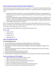 BIOL 112 Study Guide - Midterm Guide: Lipid Bilayer, Non-Covalent Interactions, Sodium Dodecyl Sulfate