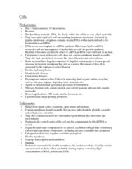 BIOL10004 Study Guide - Iodised Salt, Crustacean, Insectivore