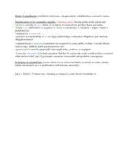 LGST 101 Midterm: LGST midterm notes