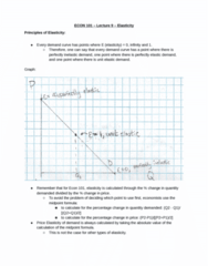 ECON 101 Lecture Notes - Lecture 9: Normal Good, Demand Curve