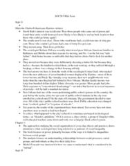 SOC263H5 Study Guide - Final Guide: Ethnogenesis, Feudalism, Basicneeds