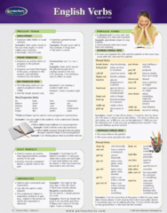 English Verbs - Reference Guides