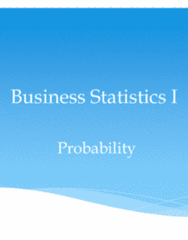 STAT 2606 Lecture Notes - Lecture 6: Posterior Probability, Debit Card, Bayes Estimator