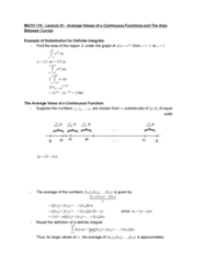 MATH 110 Lecture Notes - Lecture 51: Marginal Revenue, Marginal Cost, Annual Percentage Rate