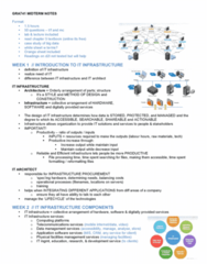 GRA 743 Study Guide - Midterm Guide: Salesforce.Com, Cloud Computing, Scalability