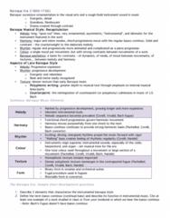 MUS 1301 Study Guide - Midterm Guide: Antonio Vivaldi, Duple Coachbuilders, Keyboard Instrument