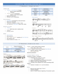 MUS 1301 Lecture Notes - Lecture 9: Piccolo, Pedal Point, Fugue