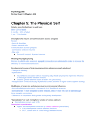 PSYC 355 Study Guide - Midterm Guide: Bulimia Nervosa, Object Permanence, Decision-Making