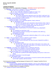PSYC 355 Study Guide - Midterm Guide: Social Emotions, Attachment In Adults, Attribution Bias