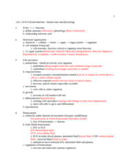 3100:201 Lecture Notes - Lecture 1: Diabetes Mellitus Type 1, Extracellular Fluid, Endocrine System