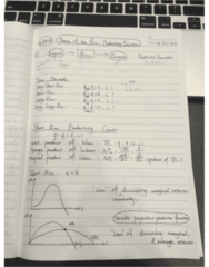 ECO200Y1 Lecture Notes - Lecture 13: Variable Cost, Production Function