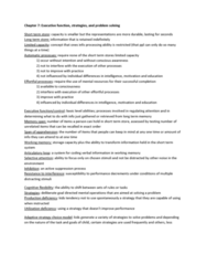 PSYC 3P60 Chapter Notes - Chapter 7: Knowledge Base, Metacognition, Metamemory