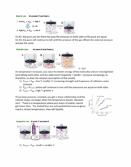 CHM135H1 Lecture Notes - Lecture 8: Gas Constant, Ideal Gas