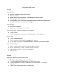 PSYC 1000 Study Guide - Final Guide: Etiology, Sexual Dysfunction, Tricyclic Antidepressant