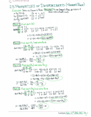 MATH 204 Lecture 11: MATH 204 - Class Notes 02.11.16
