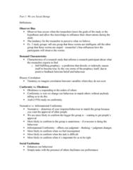 PSYC 1F90 Midterm: PSYC 1F90 Questions - Exam
