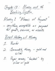 ECON 105 Lecture 9: Lecture 9