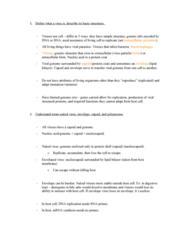 MICB 202 Chapter Notes - Chapter Virology: Immunodeficiency, Polyadenylation, Petri Dish