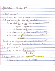 SPAN100A Lecture 10: AR Verbs
