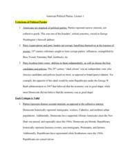 POLI 360 Lecture Notes - Lecture 1: Cruz Bustamante, Arnold Schwarzenegger, Social Choice Theory