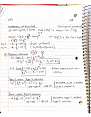 Econ 107 Lecture 3: LECTURE3
