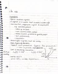 Econ 107 Lecture 11: LECTURE11